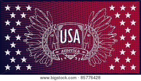 Ancient USA banner