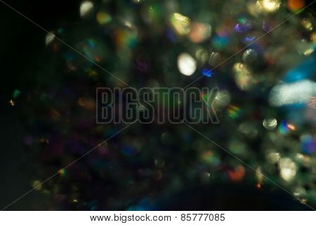 Defocused Glitter