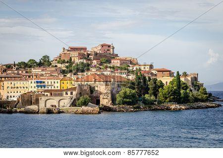Portoferraio, Isola D'elba (italy)