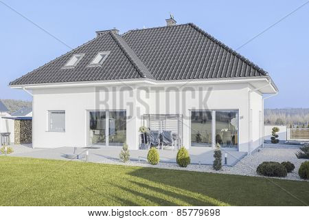Beauty Detached House