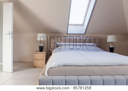 Marriage Bed In Luxury Bedroom
