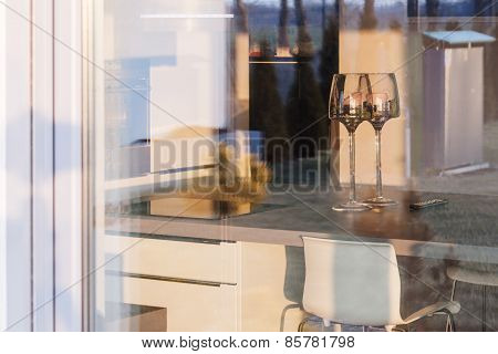 Interior Of Luxury House