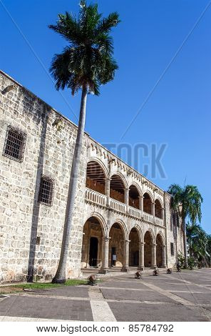 Diego Columbus Palace, Santo Domingo
