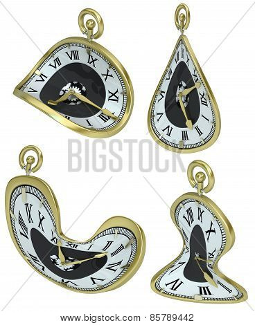 Soft Clocks
