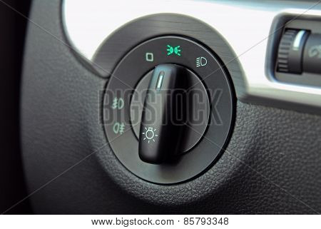 car lighting switch