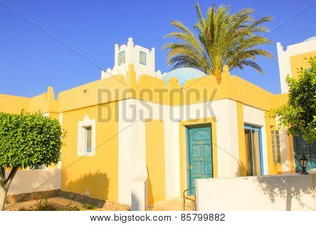 Arabian Traditional  House
