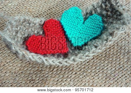 Handmade, Knit, Knitting, Art Hobby, Lovely Creatve