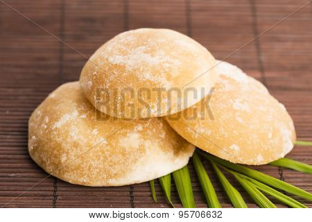 Jaggery Or Sugar From Palm