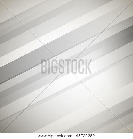 Gray Background Oblique Polosyraznoy Width