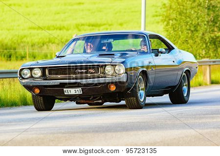 Dodge Challenger 1970 Black
