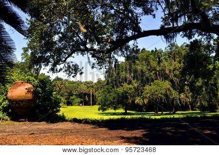 Bok Gardens in Florida