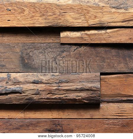 Timber Brown Wood Plank Background