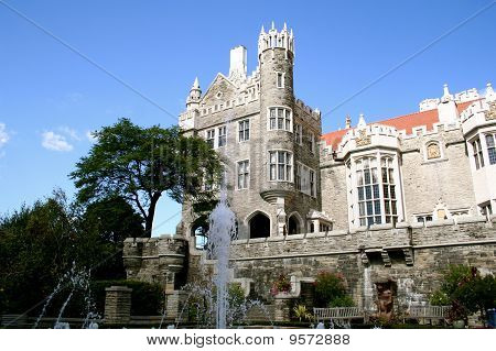 Casa Loma - Castle in Toronto