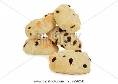 english scones with raisins