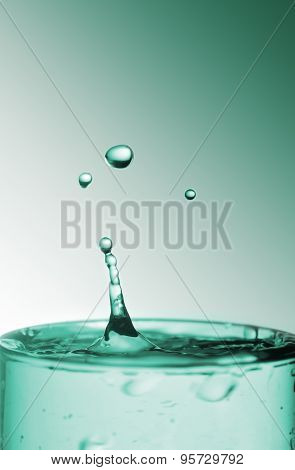 Water Splash  Drop