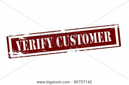 Verify Customer
