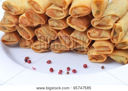 Pancakes With A Meat
