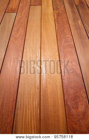 Ipe teak wood decking deck pattern tropical wood texture background