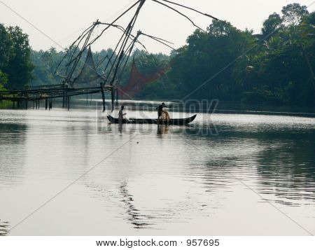 Chineese Fishing Net