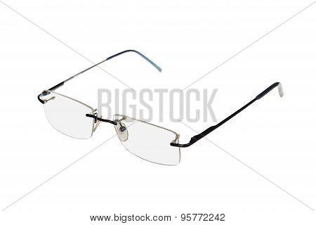 New fashionable glasses.