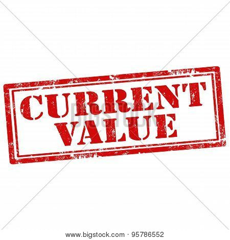 Current Value
