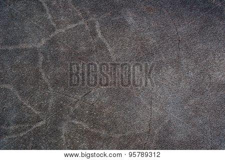 Dark Gray Nubuck Texture