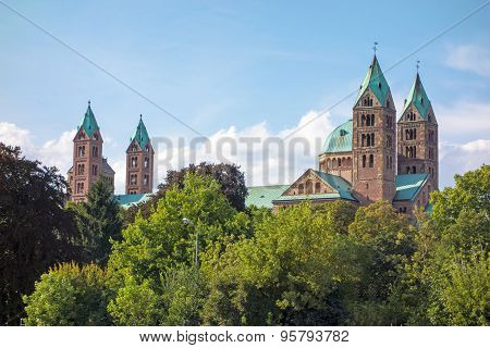 Dom Of Speyer