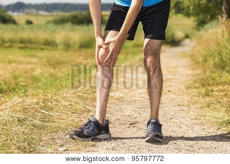 Jogger Injured