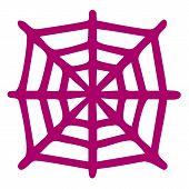 image of cobweb  - Cobweb symbol - JPG