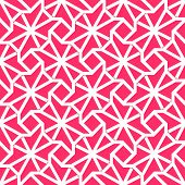 pic of plexus  - The plexus seamless pattern with the papaer effect of a pink mangenta background - JPG