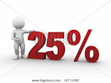 percent 25 - Bobby Series