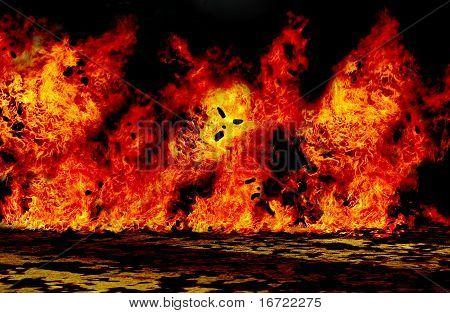 Fire figures