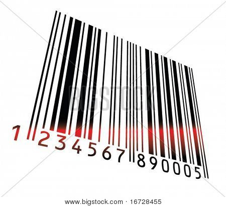 Barcode scaning.