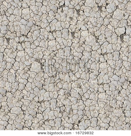 Cracked ground seamless pattern.