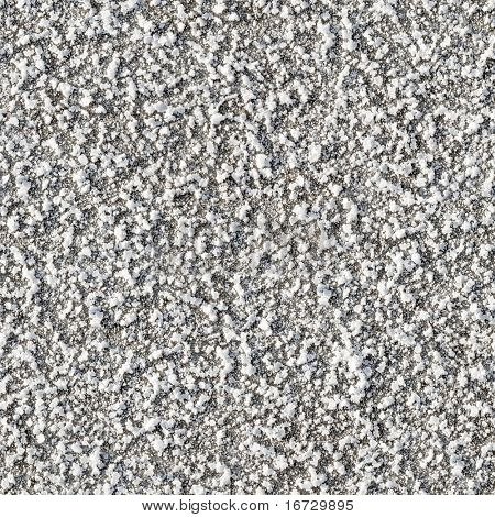 Salt surface closeup background. (See more seamless backgrounds in my portfolio).