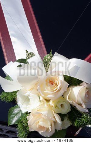 Wedding Car Decoration.