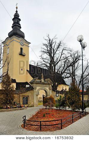 Iglesia de St. Katrin