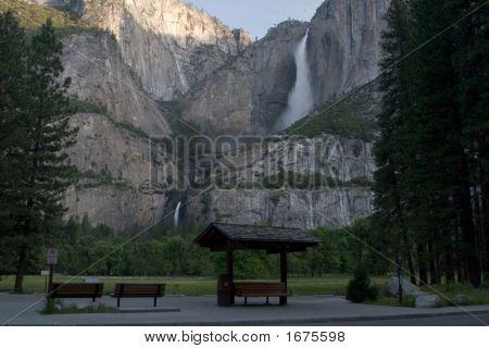 Bridal Veil Fall at Yosemite National