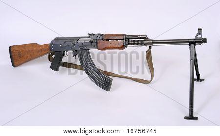 Yugoslavian M72B1 Squad Machine Gun.