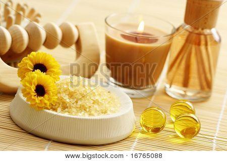 bottle of air freshener - beauty treatment