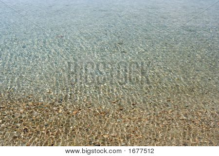 Shallow Sea Background