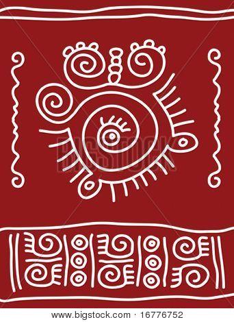 Folk, tribal Designs, Motif, wall painting