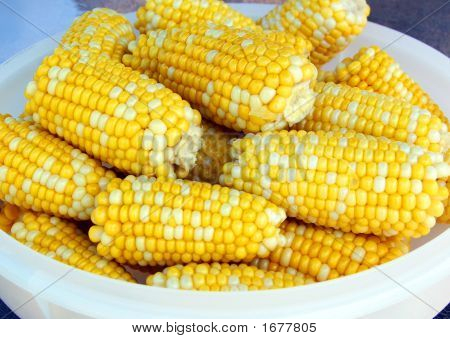 Early corn