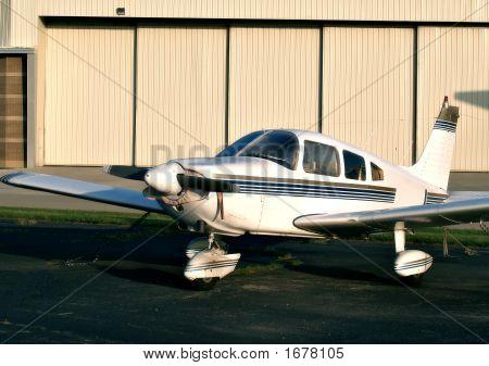 Single Prop Aircraft