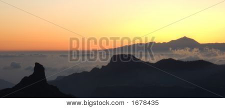 Gran Canaria Mountains