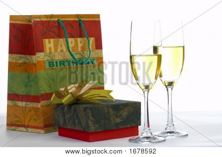 Presents And Wine