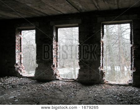 Three Broken Windows
