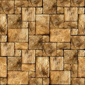 stock photo of stone floor  - Stone seamless background - JPG