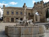picture of baeza  - The City of Baeza in Southern Spain