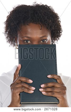 Book In Her Face
